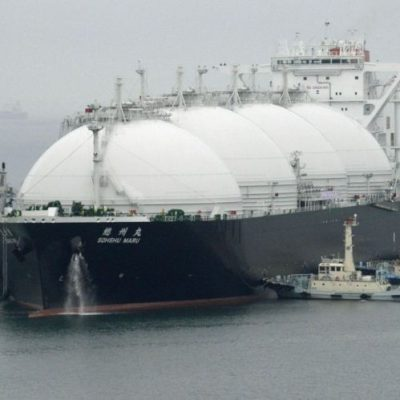 Japan To Bolster Support For Asia's Shift To LNG For Power Generation