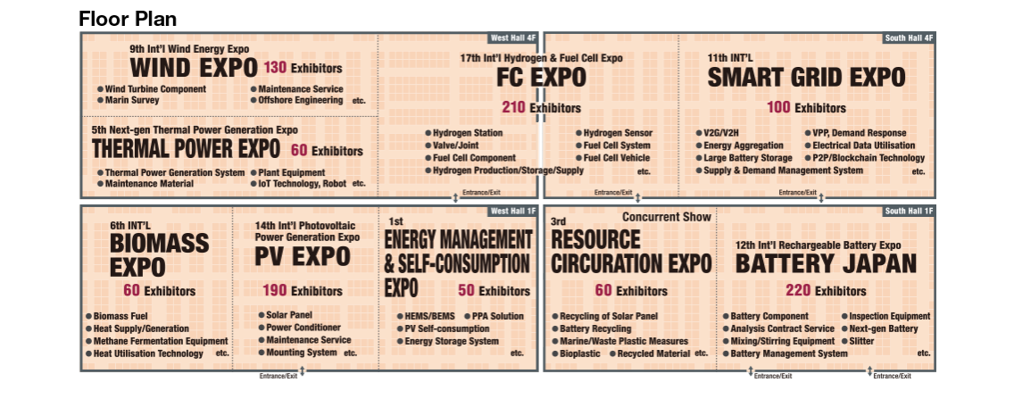 World Smart Energy Week Trade Shows